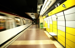 Improvements to Barcelona metro station Jaume I,Line 4 will conclude in 2019